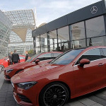 Test Drive Mercedes-Benz CLA 2020