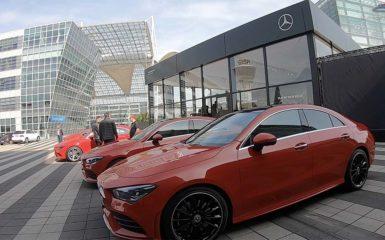Test Drive Mercedes-Benz CLA 2020