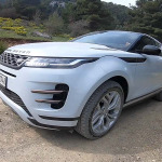 Video Test Drive Range Rover Evoque 2020