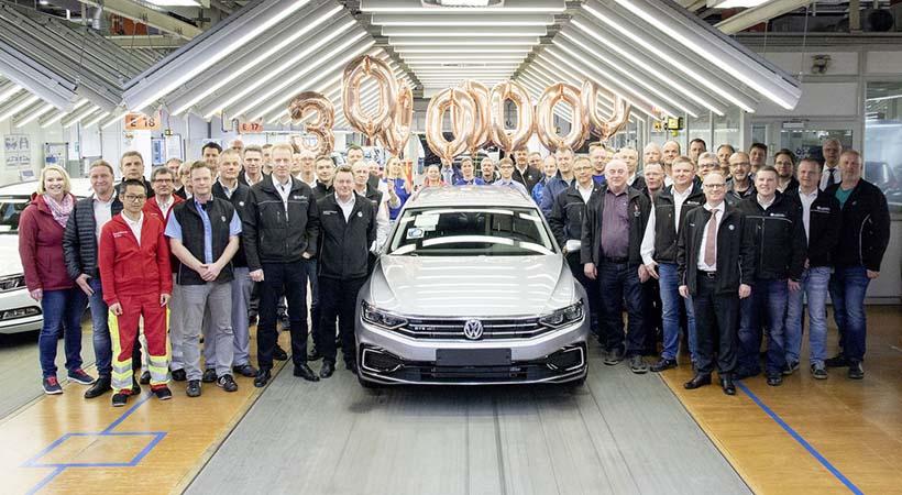 Volkswagen Passat 30 millones