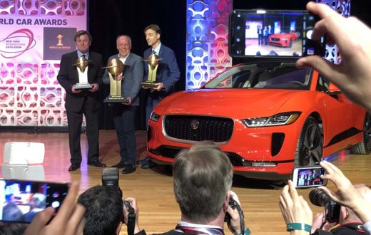 Ganadores Premios World Car 2019