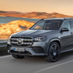 Video Mercedes-Benz GLS 2020 con Free Driving Assist
