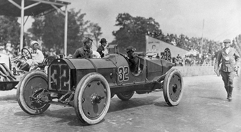 Top 10 curiosidades Indy 500