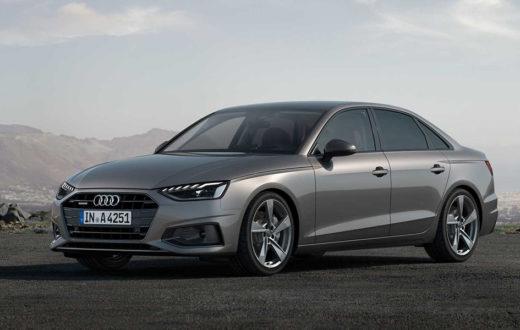 Audi A4 2020, nueva cara y potencia híbrida