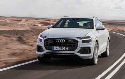 Video, Audi Q8 Quattro 2019, nuevo nivel de elegancia y desempeño