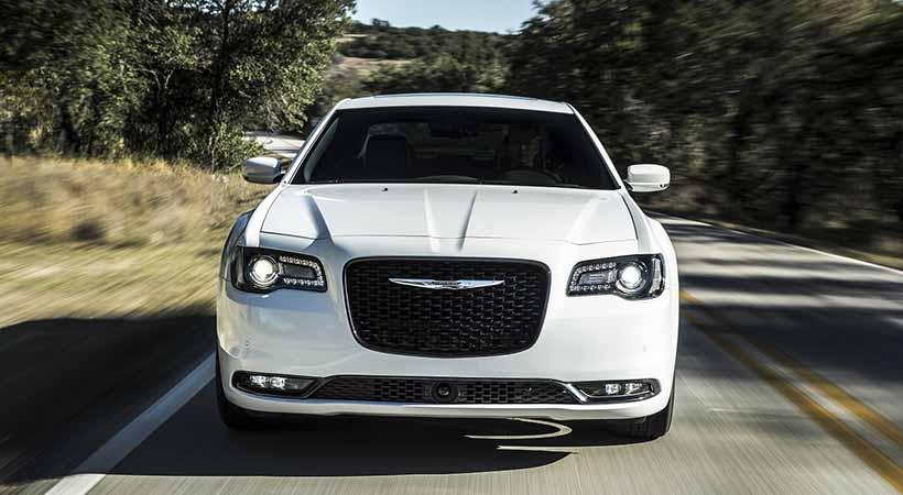 video Chrysler 300S 2019
