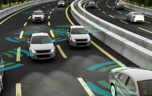 Coches autónomos ayudarán a mejorar el tráfico