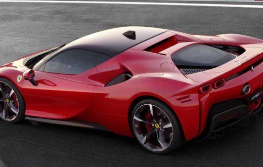 Ferrari SF90 Stradale, el superdeportivo híbrido de 1,000 hp