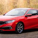 Video, Honda Civic Touring Coupé 2019, deportividad y desempeño turbo por $26,850