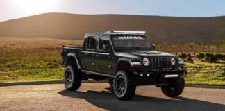 Hennessey Jeep Gladiator Maximus 1000