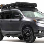 Adventure Lifestyle Project, Honda Passport y Ridgeline se ponen aventureros