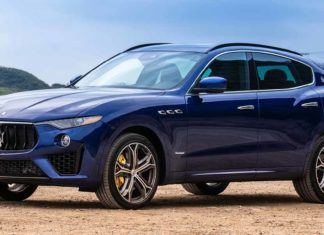 Video Maserati Levante GranSport S 2019