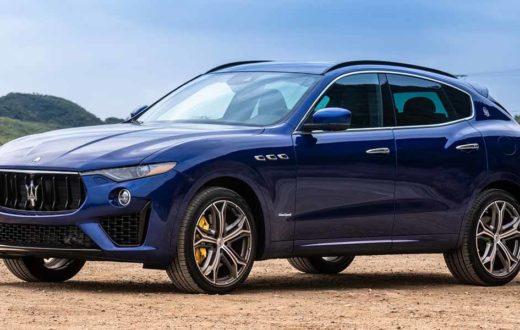 Video Maserati Levante GranSport S 2019
