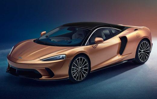 McLaren GT, debuta el primer Gran Turismo de la marca