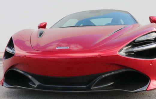Test Drive McLaren 720s 2019, Auto Deportivo Mundial del Año