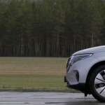 Video Mercedes-Benz EQC 2020 con Active Safety
