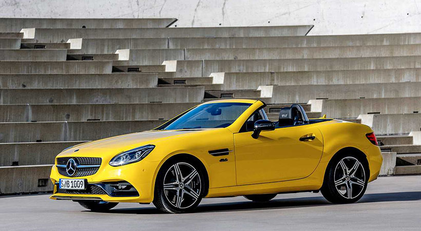 Mercedes-Benz reducirá modelos en venta