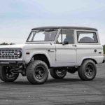 Ford Bronco 1972, la nueva obra magistral de Velocity Restorations