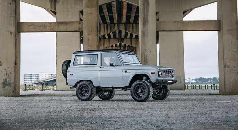 Mejores autos modificados por Velocity Restorations
