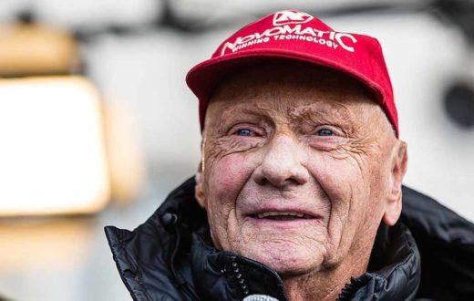 Muere Niki Lauda a