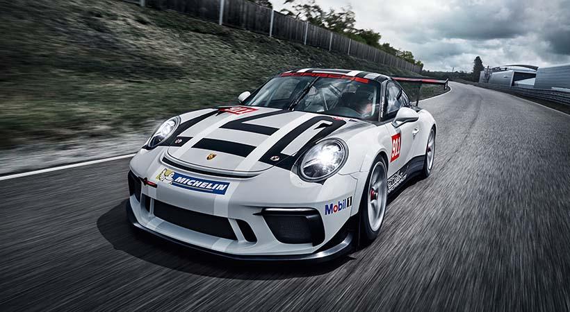Porsche 911 GT3 Cup 2019