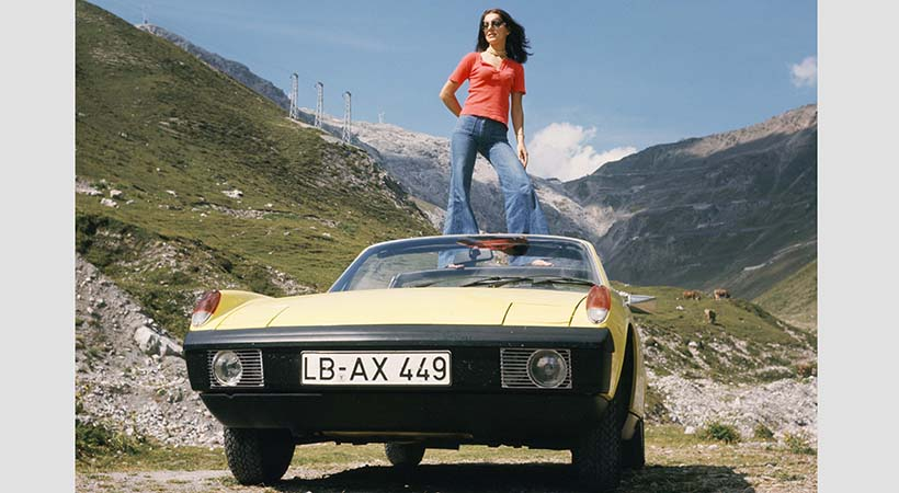 50 aniversario Porsche 914