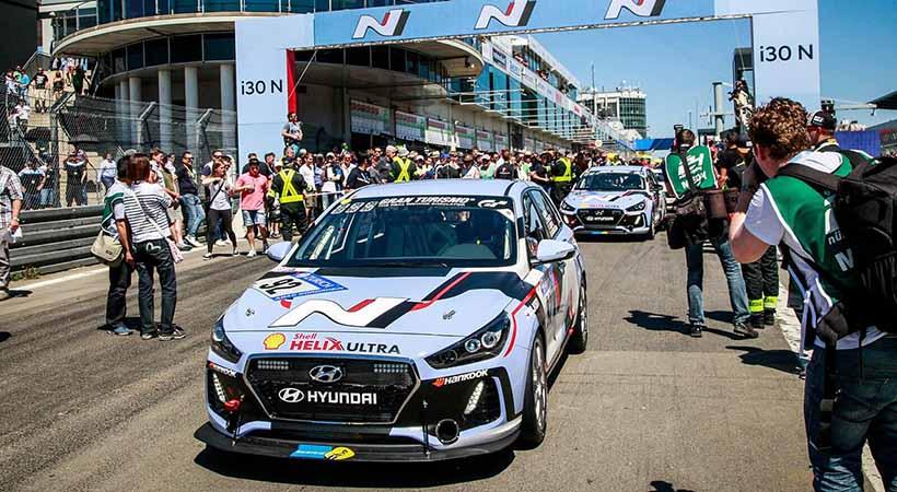 """Hyundai """"N Homecoming"""", 300 fans serán invitados a Nüburgring"""
