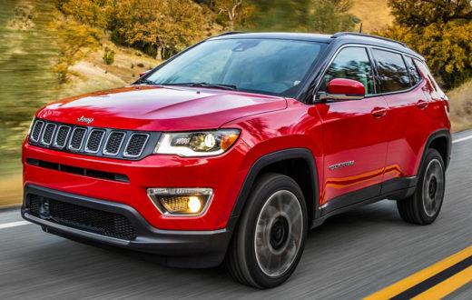 SUV más vendidas abril 2019