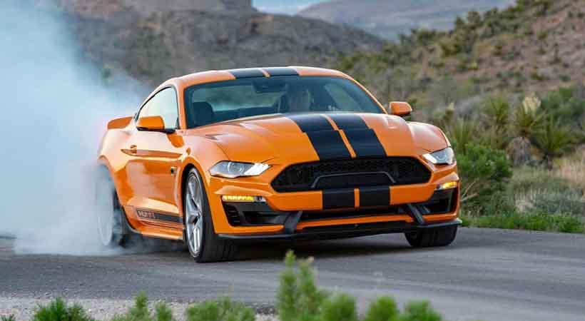 Shelby GT-S Supercharged Sixt