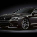 BMW M5 35 aniversario
