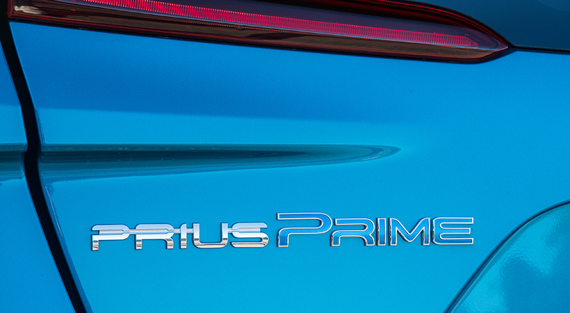 Toyota Prius Prime 2020, el Toyota híbrido más eficiente