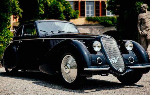 Alfa Romeo 8C 2900B 1937