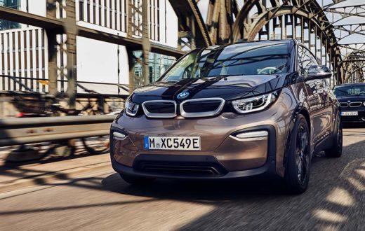 Exito eléctrico BMW i3