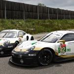 Diseños Porsche GT 2019