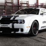 """Dodge Challenger SRT Hellcat """"Cerberus"""", una bestia de 800 hp"""
