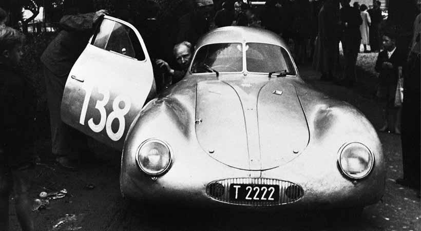 primer Porsche