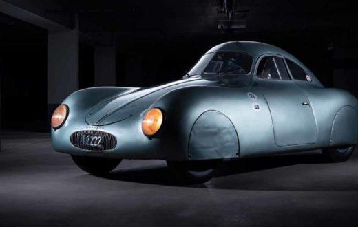 El primer Porsche fabricado podría venderse en $20 millones