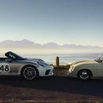 Porsche 911 Speedster Edición Limitada con 502 caballos de fuerza