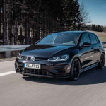 Volkswagen Golf R by ABT, hot hatch con 355 hp