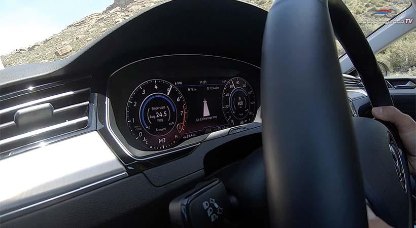 Test Drive Volkswagen Arteon 2019