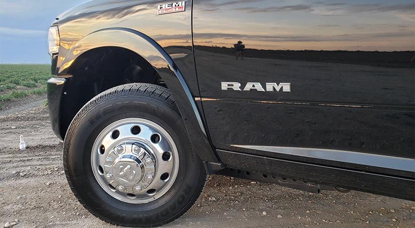 RAM 3500 Laramie 2019
