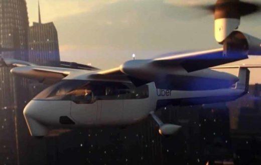 Video, taxis voladores de Uber llegarán en 2023