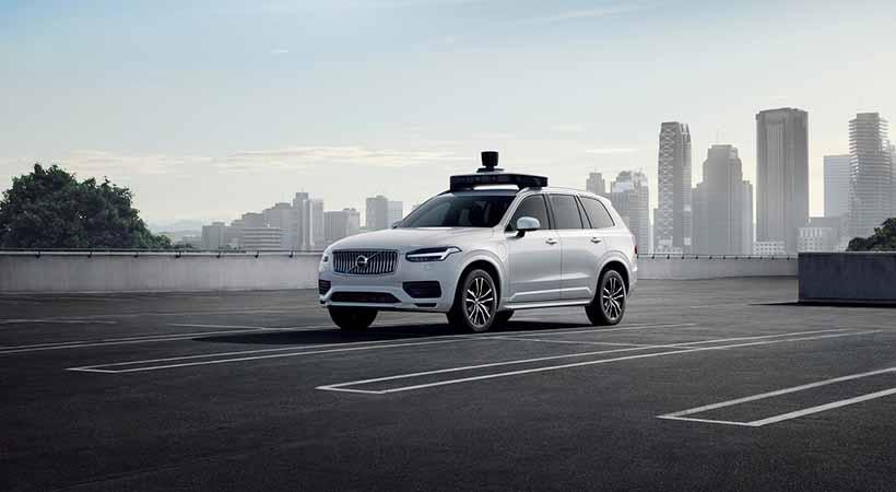 taxis autónomos del futuro