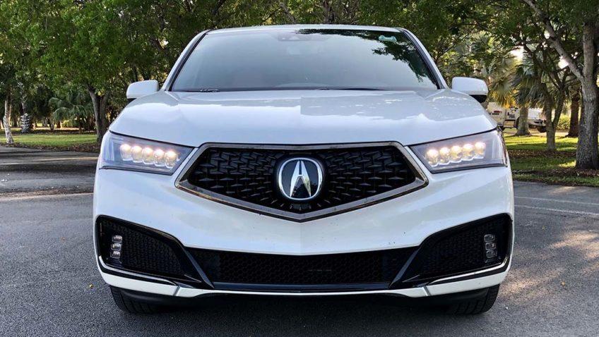 Acura MDX A Spec 2020