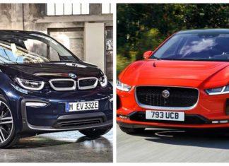 BMW y Jaguar Land Rover