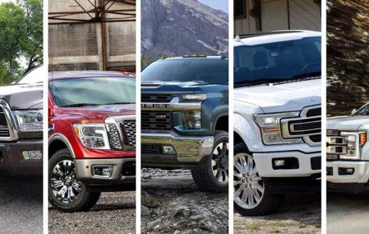 Top 5 pickups más caras del mercado