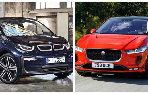 BMW y Jaguar Land Rover