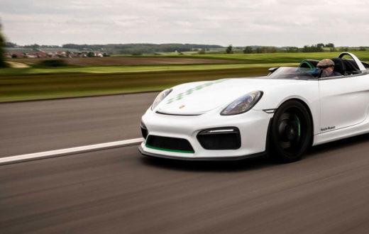 Porsche Boxster Bersgpyder