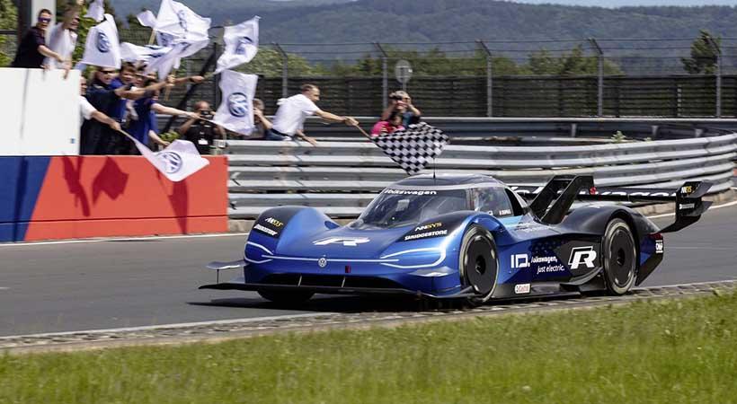 autos eléctrivos más rapidos del mundo 2019