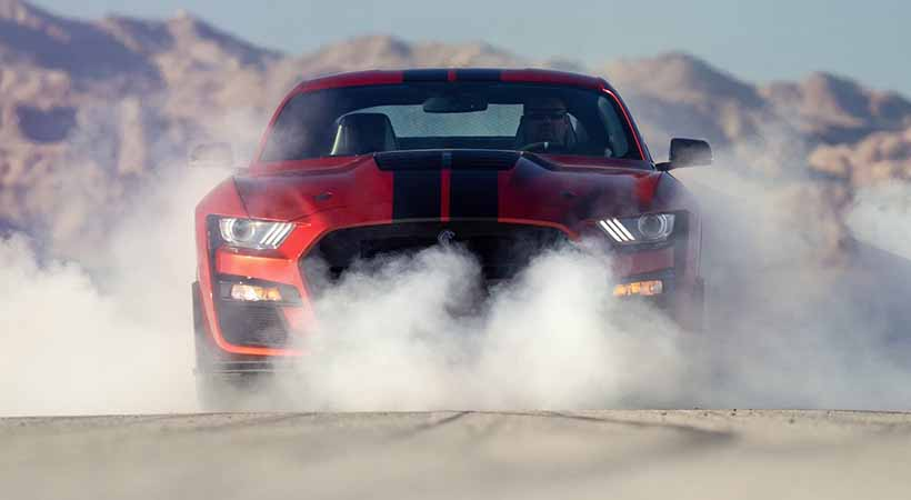 muscle cars más potentes de la historia